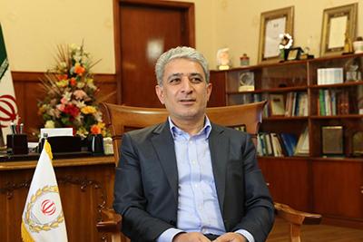 پیام تبریک مدیر عامل بانک ملی ایران به مناسبت فرا رسیدن روز ملی ارتباطات و روابط عمومی