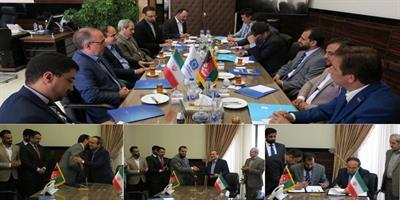 سند برنامه مشترک همکاری بیمه ای ایران و افغانستان امضا شد