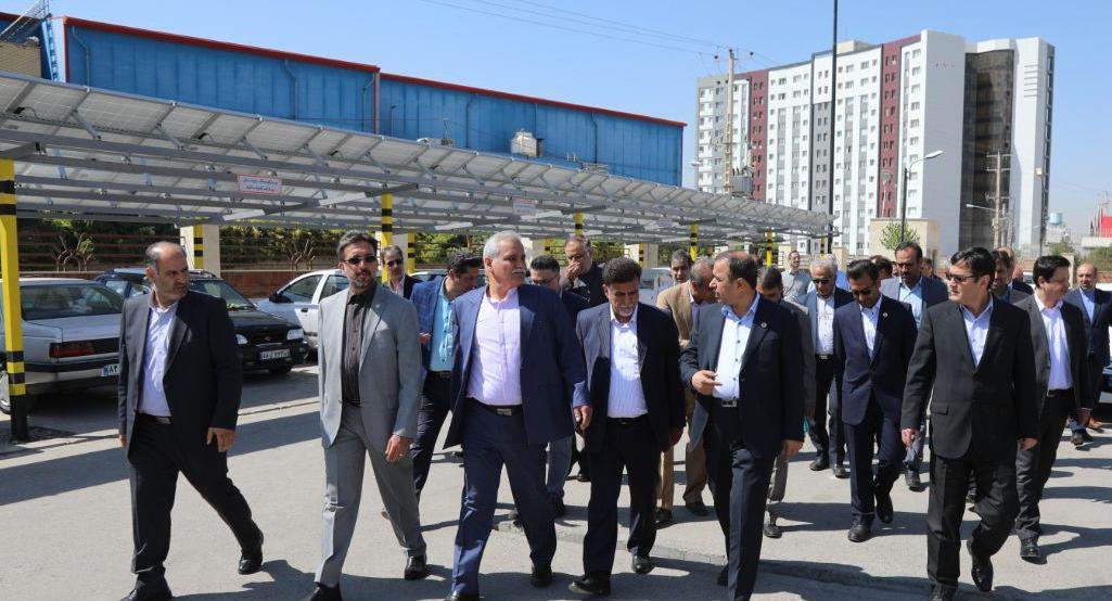 بزرگترین و مجهزترین مرکز خدماترسانی بیمهای شرق کشور در مشهد افتتاح شد