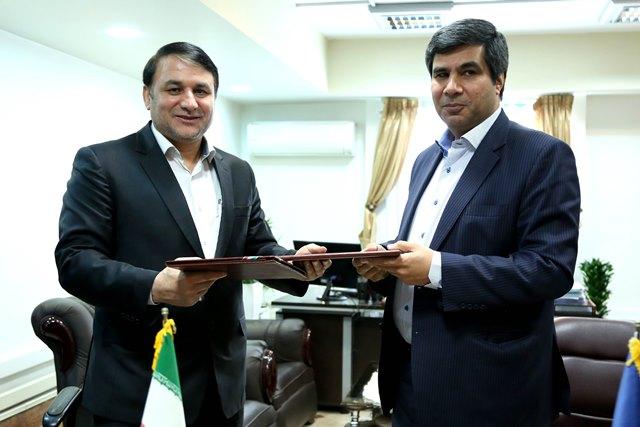 دیدار دکتر ابراهیمی مدیرعامل بانک انصار با معاون توسعه مدیریت و جذبسرمایه معاونت علمی و فناوری ریاست جمهوری