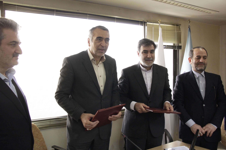 امضای تفاهم نامه همکاری بین بیمه ایران و وزارت علوم، تحقیقات و فناوری