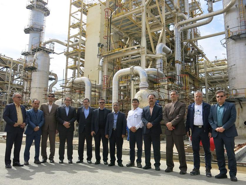حمایت ویژه بانک ملی ایران از تولید کنندگان کالاهای استراتژیک
