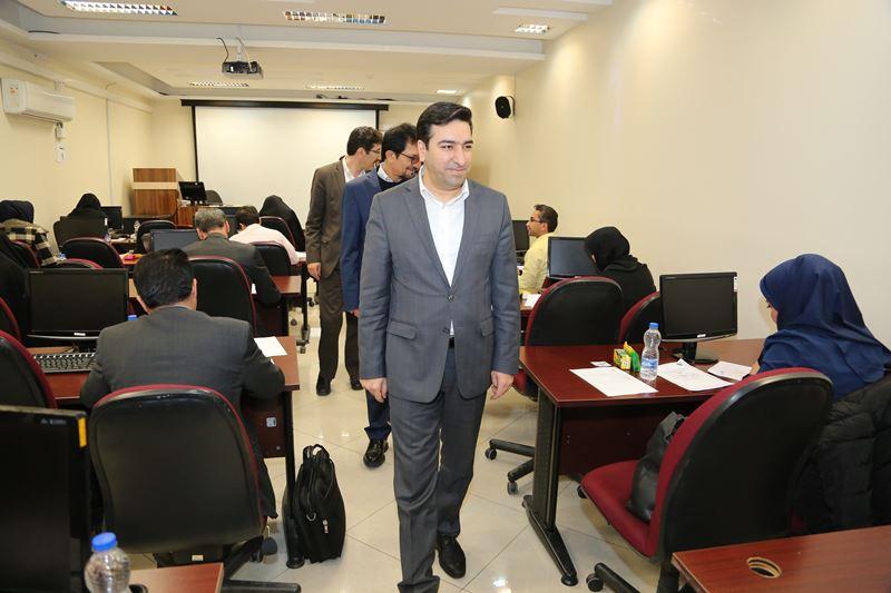 برگزاری دومین آزمون مشاغل تخصصی کارکنان بانک توسعه تعاون