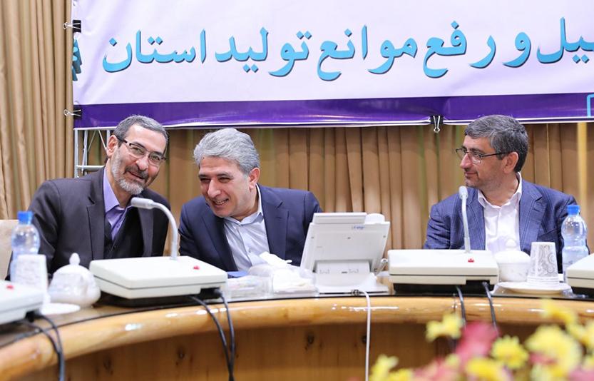 دکتر حسین زاده در همدان: عزم بانک ملی ایران در سال ٩٨ حمایت از رونق تولید در کشور است