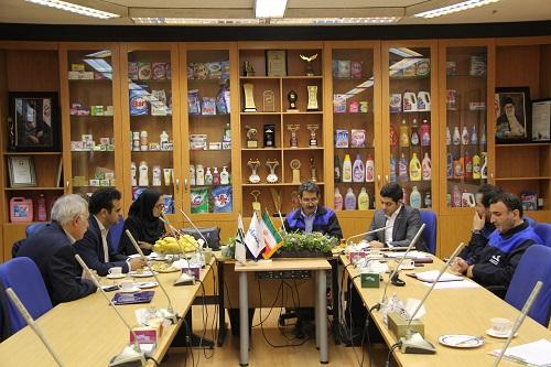 مدیرکل گمرک غرب تهران از پاکسان بازدید کرد