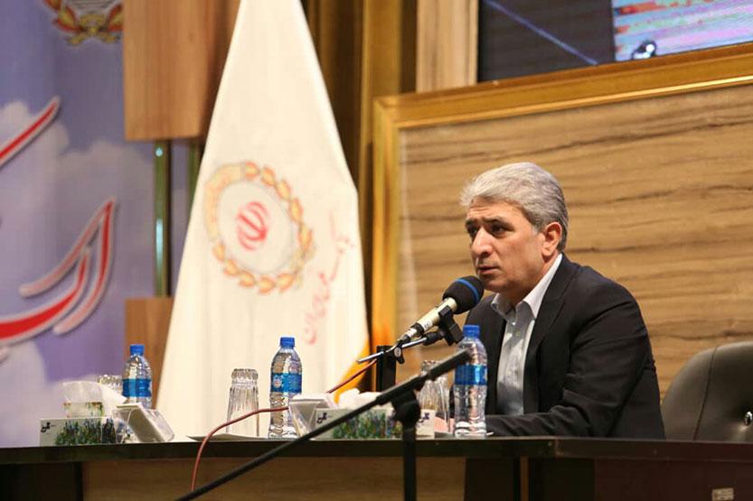 سودآوری واحدها؛ محور مورد تاکید مدیرعامل بانک ملی ایران