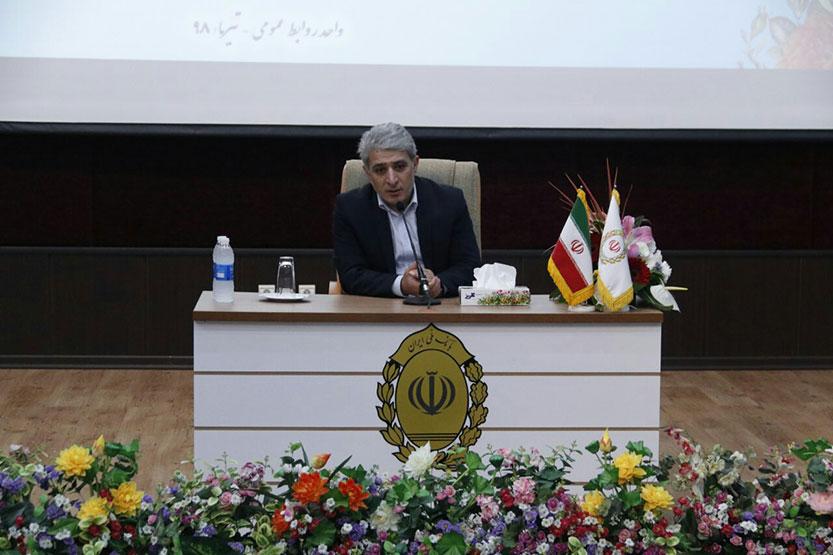 اعلام آمادگی مدیرعامل بانک ملی ایران برای کمک به توسعه خراسان شمالی