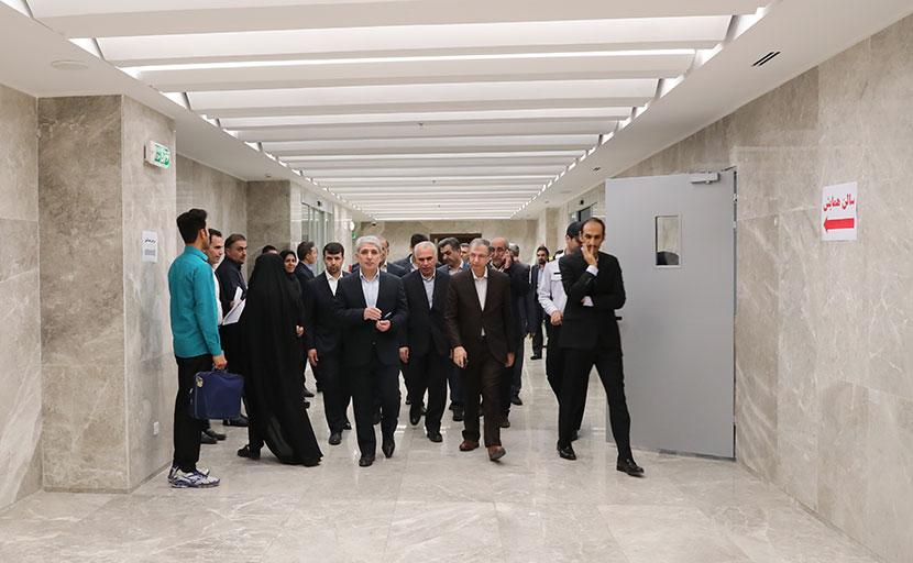 اطلاعیه دوم بانک ملی ایران درخصوص معرفی شدگان مرحله تکمیلی مصاحبه آزمون استخدام پیمانی