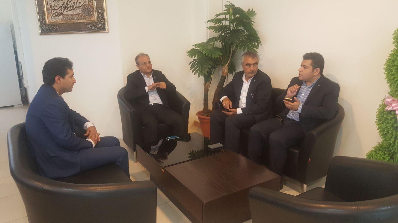 سفر مدیر عامل بانک توسعه تعاون در همراهی با هیات دولت به استان خراسان شمالی