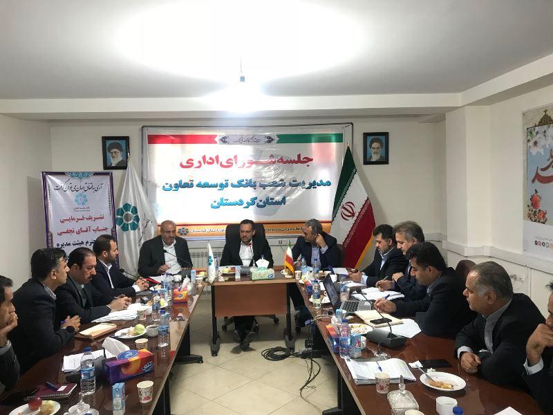 استفاده از ظرفیتهای بخش تعاون سبب بهبود وضعیت استان کردستان میگردد