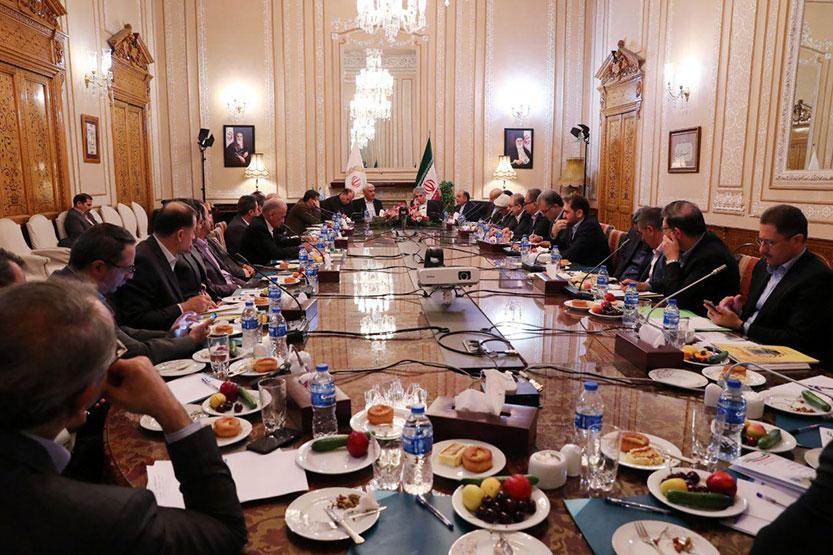 هم اندیشی بانک های دولتی برای کمک به توسعه خراسان شمالی در بانک ملی ایران