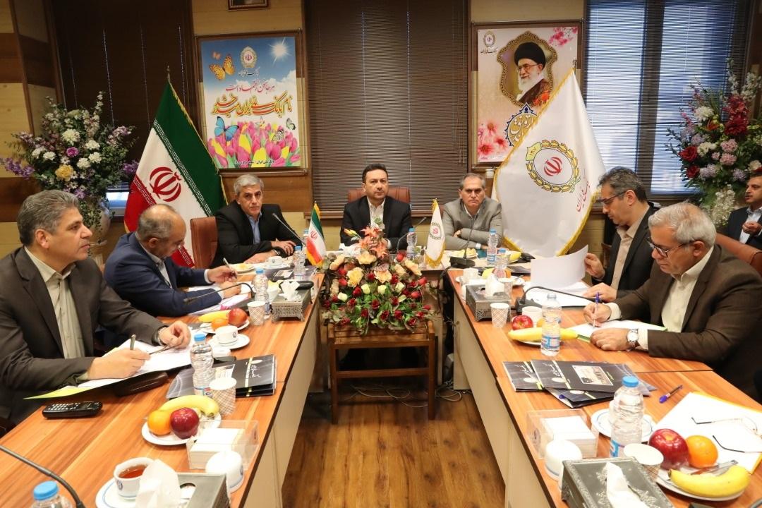 تاکید عضو هیات مدیره بانک ملی ایران بر نقش شعب مستقل در بهبود کارنامه عملکرد بانک
