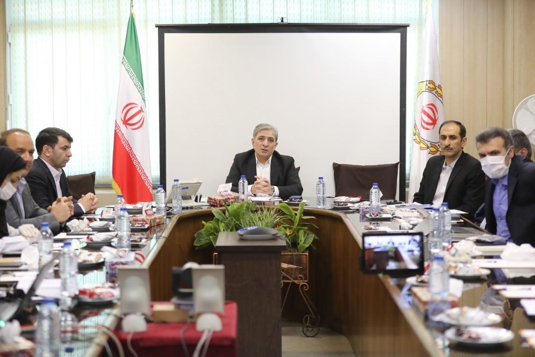 ابلاغ مصوبات ویژه برای مقابله با ویروس کرونا توسط مدیرعامل بانک ملی ایران