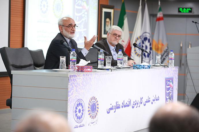 دکتر محمدجواد ایروانی؛ اقتصاد مقاومتی دکترین نظام در حوزه اقتصاد است