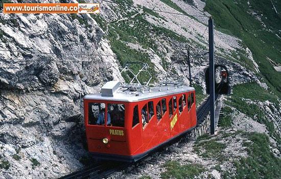 قطار 120 ساله ای که هنوز کار می کند