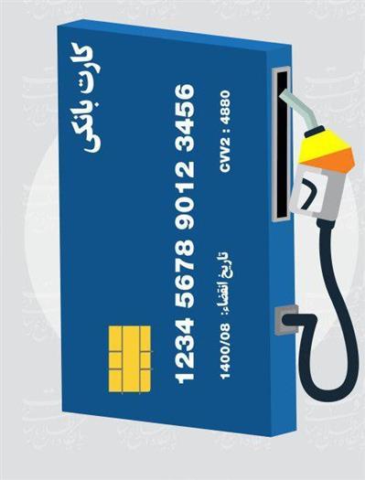 پرداخت وجه سوخت، همراه با دریافت وام بدون سود با استفاده از کارت بانک قرض الحسنه مهر ایران