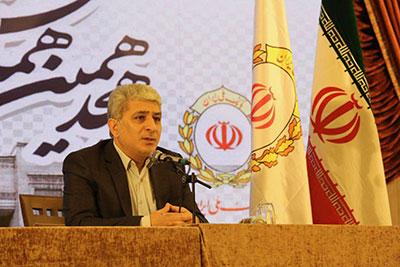 دکتر حسین زاده خبر داد: جذب 20 درصد اوراق گواهی سپرده های 20 درصدی توسط بانک ملی ایران