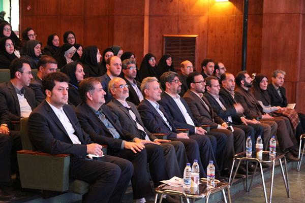 رونمایی از سامانه مدیریت هزینه کرد اعضای هیات علمی دانشگاه تهران با مشارکت بانک ملت