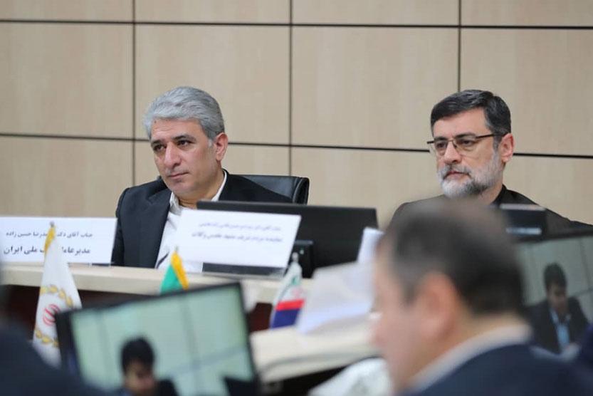 دستور ویژه مدیرعامل بانک ملی ایران برای حل مشکلات فعالان اقتصادی استان خراسان رضوی