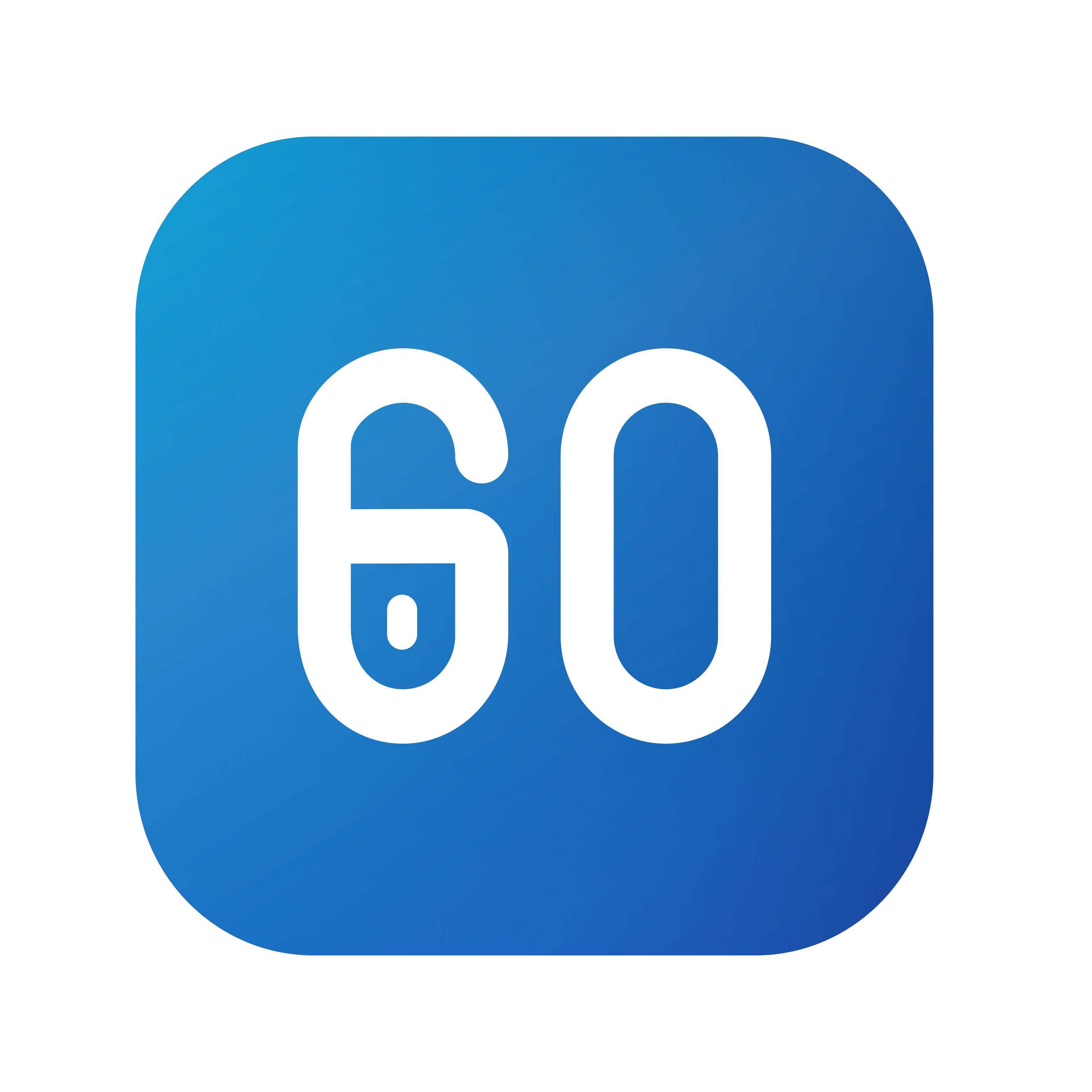 نصب اپلیکیشن «60» آسان تر شد