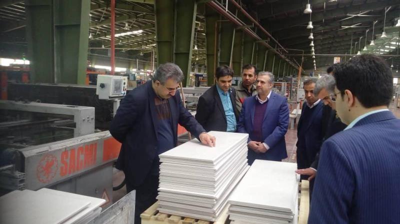 بازدید از ۶ طرح اقتصادی استان یزد که با تسهیلات بانک توسعه تعاون راهاندازی شده است