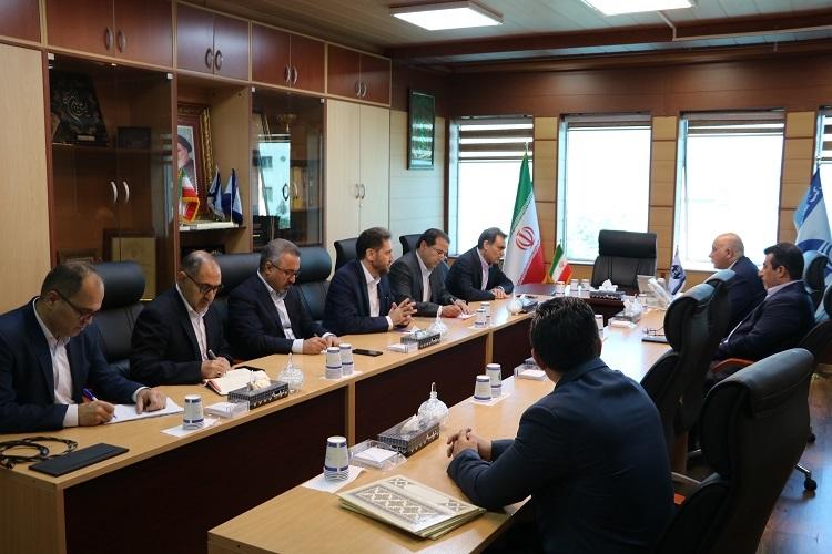 تقویت همکاری ها میان بانک ملت و شرکت مخابرات ایران