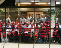 کاهش ۷۶۰ واحدی شاخص صنعت در بورس تهران