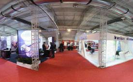 گشایش اولین نمایشگاه بین المللی آلومینیوم ایران در اراک