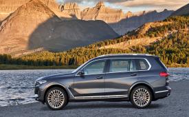 BMW مدل جدید X7 را معرفی کرد/ ظاهری عضلانی در بازار شاسیبلندهای 3 ردیفه (+عکس)