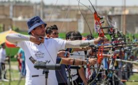 نیروهای مسلح ایران قهرمان مسابقات تیروکمان ارتش های جهان شد
