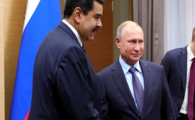 توافق ۵ میلیارد دلاری روسیه و ونزوئلا در بخش نفت
