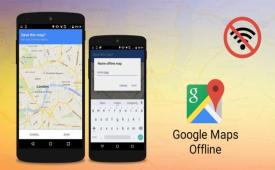 چگونه بدون نیاز به اینترنت از نقشه گوگل استفاده کنیم؟