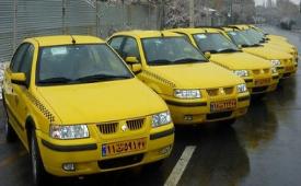 تاکسیهای تهران از امروز گران شد