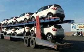 واردات بیش از ۳ هزار خودرو سواری در دو ماهه نخست سال