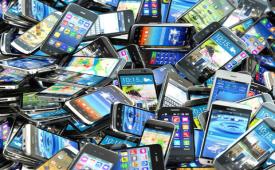 واردات تلفن همراه به ۱۰۹ میلیون و ۲۵۰ هزار دلار رسید