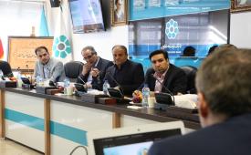 مجمع سالانه شرکت گروه مالی بانک توسعه تعاون برگزار شد