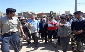 حمایت ویژه دولت از آسیب دیدگان سیل استان های گلستان و مازندران