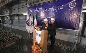 تولید انبوه کاتد مس برای اولین بار در جهان توسط شرکت میدکو