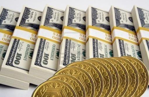 آخرین نرخها از بازار ارز، طلا و سکه