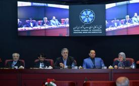 رایزنی نمایندگان بخش خصوصی و حاکمیت برای حل مشکلات بنیادی اقتصادی