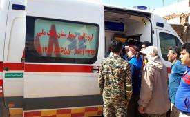 گزارش اقدامات بانک ملی ایران برای کمک به مناطق سیل زده