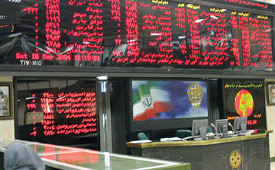صعود شگفت انگیز شاخص کل بورس تهران